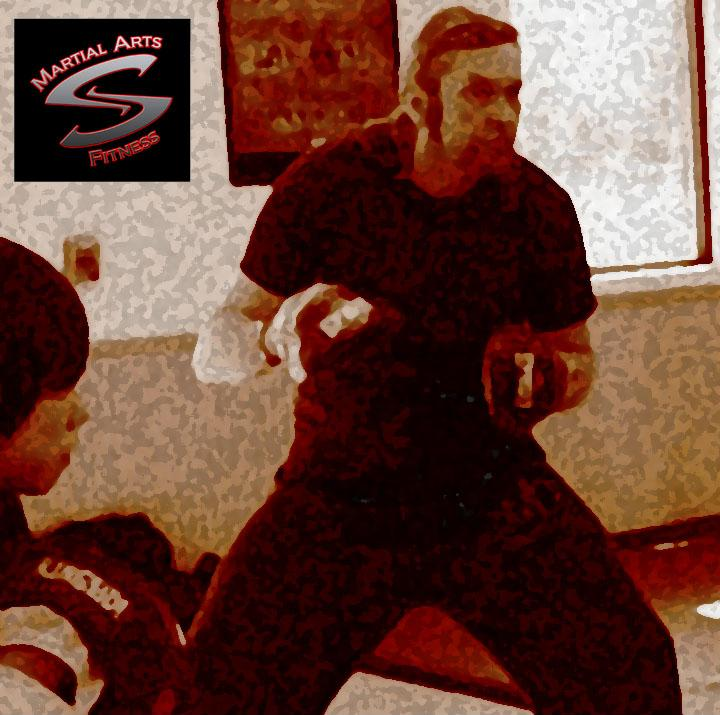 Training at Synergy Martial Arts & Fitness