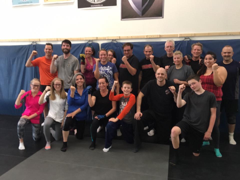 Cardio Kickboxing Classes