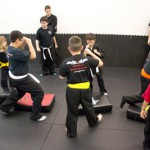 kid's karate class
